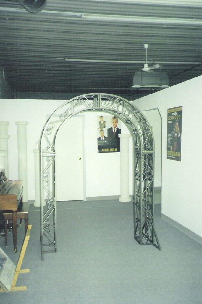 Adjustable Arch